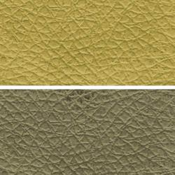 Beige Leather Cloth