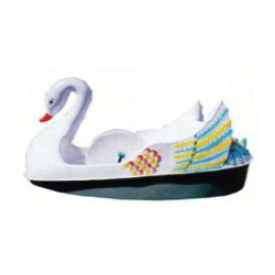 2 Seater Swan Model Paddle Boats