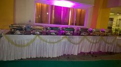 Indoor Catering Services