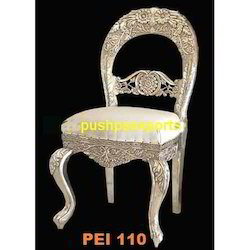 Pure Silver Dining Chair