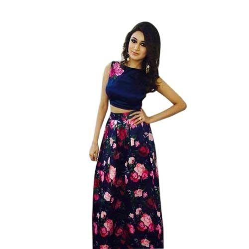 d50b006474 Fashionable Ladies Skirt Top at Rs 900 /piece | Skirt Top | ID ...