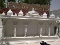 Big Marble Home Mandir