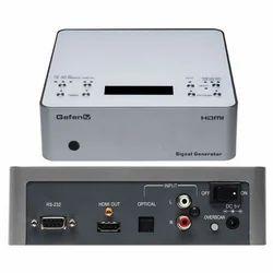 HDMI Prog Video Signal Generator Calibration Services