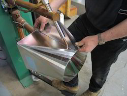 Powder Coating Sheet Metal Fabrication
