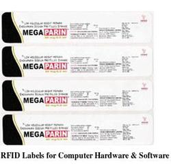 RFID Labels for Computer Hardware & Software