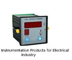Instrumentation Products for Electrical Industry