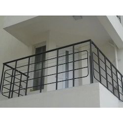 Balcony grills in coimbatore tamil nadu india indiamart for Balcony full grill design