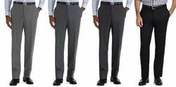 Cotton/Linen Men Trousers
