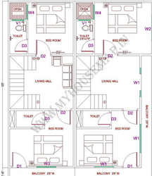house plan india 250x250 house construction services in jaipur,How To Plan House Construction In India