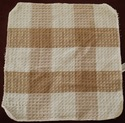 Cotton Check Checked Dish Towels, For Kitchen