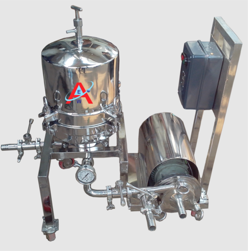 Whisky Filtration Machine