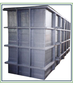Pickling / Anodizing Tanks