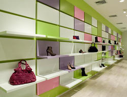 Shops Interior Design And Decoration Services