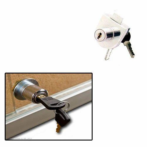 Sliding Glass Lock for Offices