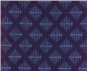 Indigo Dabu Blue Print