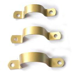 Brass Pipe Clamp