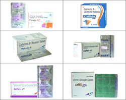 Cefixime Combination Tablets