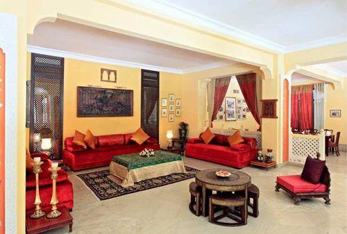 The Rajasthani Baithak, Hotel Bookings - Ranbanka Jodha ...
