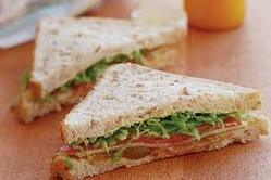 Chutney Cheese Sandwicheas