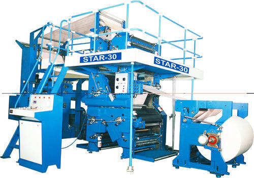 Web Offset Press - Exactus - Rotary Sheeter Exporter from Faridabad