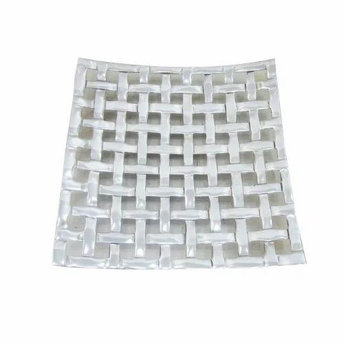 Aluminum Centerpiece Tray