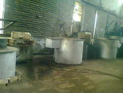 Salt Bath Hardening Furnaces