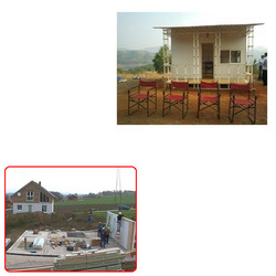 Prefabricated Cabins for Construction Site