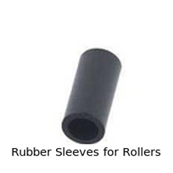 Rubber Sleeves for Rollers