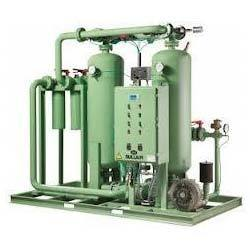 External Heat Re-activated type Air Dryer