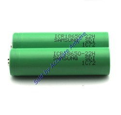 Samsung ICR 18650 2200mah 3.7V Lithium Ion Battery