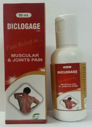 Diclogag Joint And Muscular Oil, for Clinical