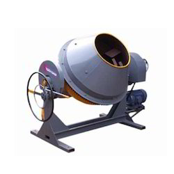 Bed Type Electric Concrete Mixer