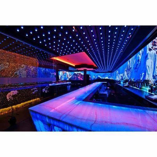 luxceil restaurant led interior design
