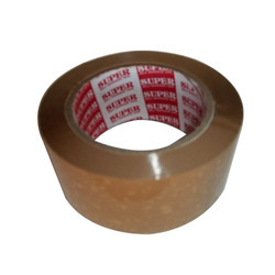 Super Pack India Brown Adhesive Tape, Packaging Type: Box