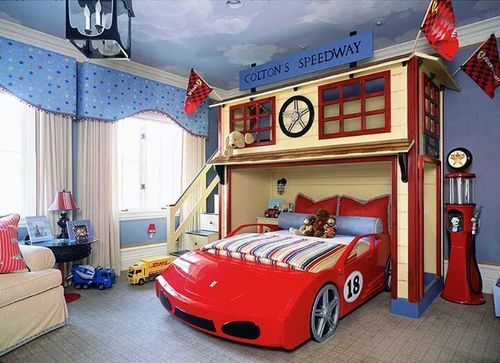 Charmant Modern Kids Room Interior Designs