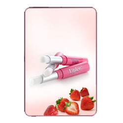 Lipice Sheer Color Strawberry