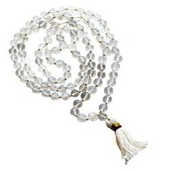 Crystal Diamond (Gorgeous Sphatik Mala)