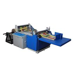 Heat Cut Fully Automatic Woven Sack Cutting Machine