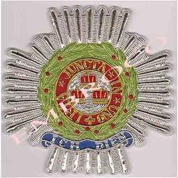 Embroidered Breast Star