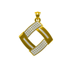 Mens pendant in surat gujarat manufacturers suppliers diamond mens pendant aloadofball Image collections