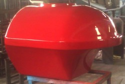 FRP Oval Tank