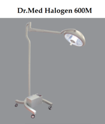 Dr.Med Halogen 600 Mobile Operation Theatre Light