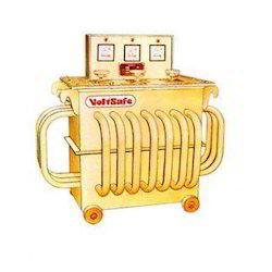 Industrial Manual Voltage Stabilizer