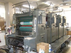 Used Heidelberg MOV Four Color Offset Printing Machines
