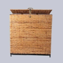 Rectangular Storage Wicker Basket