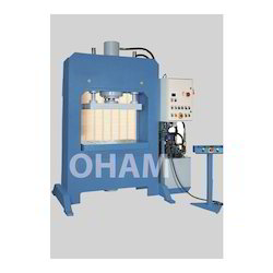 H Frame Hydraulic Press (Heavy Duty)