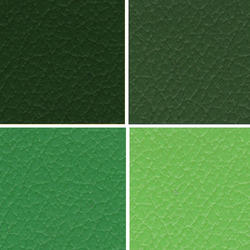 Green Seat PVC Leather Cloth