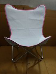 Butterfly Chair with Canvas Sitting
