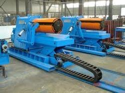 Hydraulic Decoilers