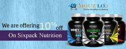 Mouzlo: Soy Protein Supplement